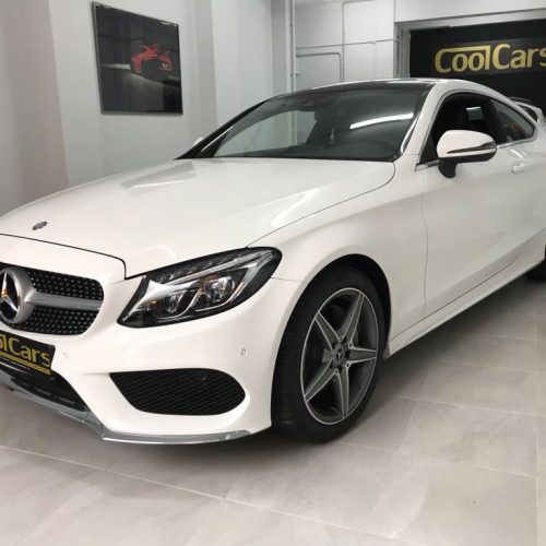 MERCEDES-BENZ – C 220 AMG Coupe